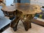 Maple Burl Table